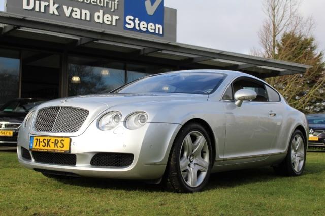 Bentley-Continental GT