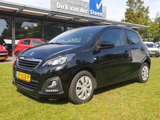 Peugeot-108 1.0 vti