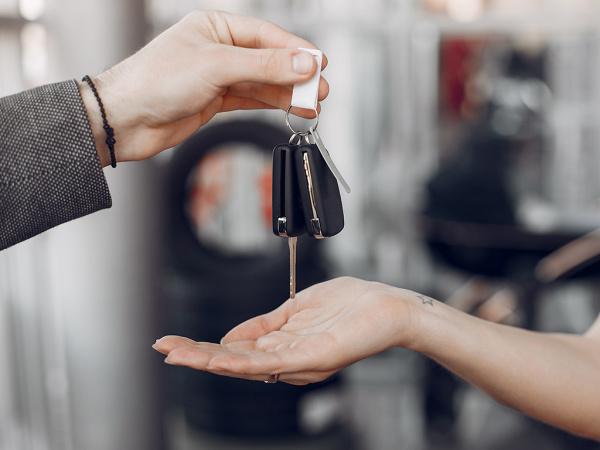 Inruilwaarde van uw auto bepalen op onze website